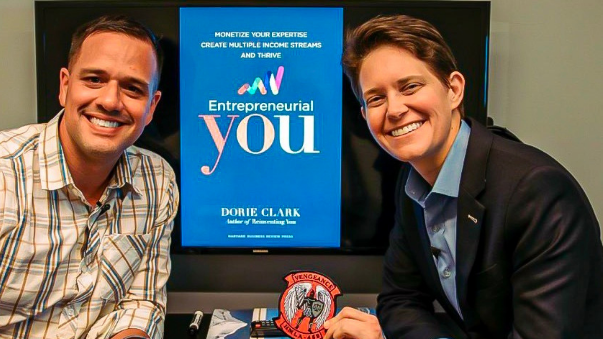 Article featured image:176. How to Play the Long Game with Dorie Clark
