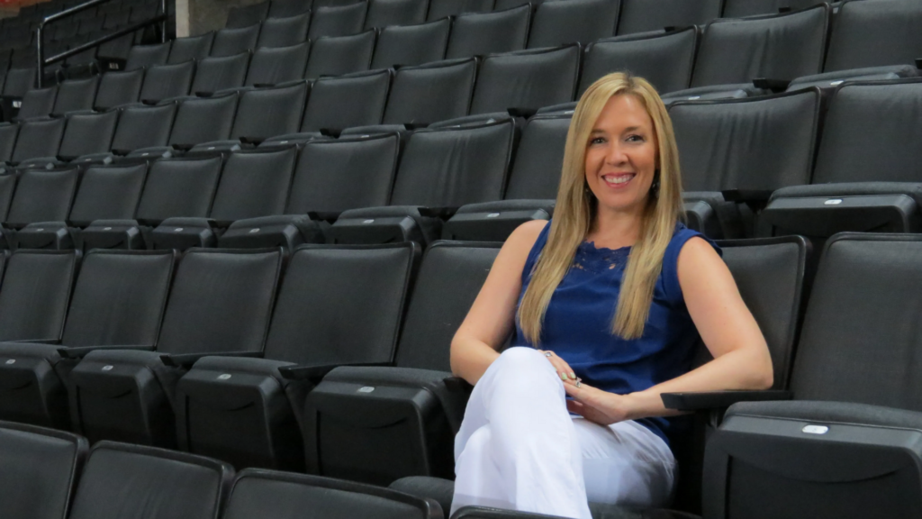 Thumbnail for post: 149. How College Athletes Can Now Monetize Their Brand with Kristi Dosh